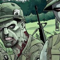 Ceej Says... Vietnam Zombie Holocaust #3 review