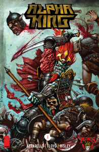 Cover to issue #1 - CLICK TO ENLARGE