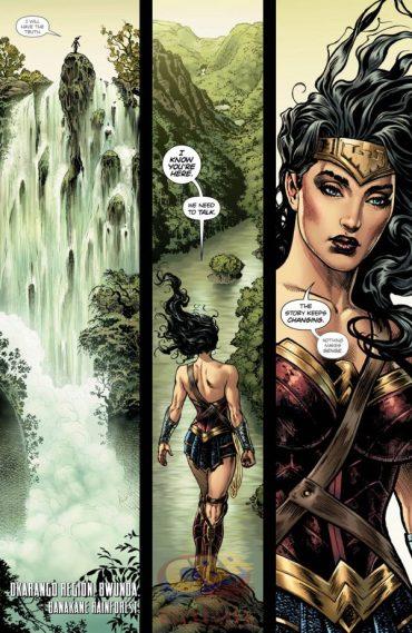 Resenhando Mulher-Maravilha: Renascimento #1   Críticas   Revista Ambrosia