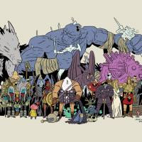 BCP Interview - Andrew Maclean talks metal, merch and HEAD LOPPER!