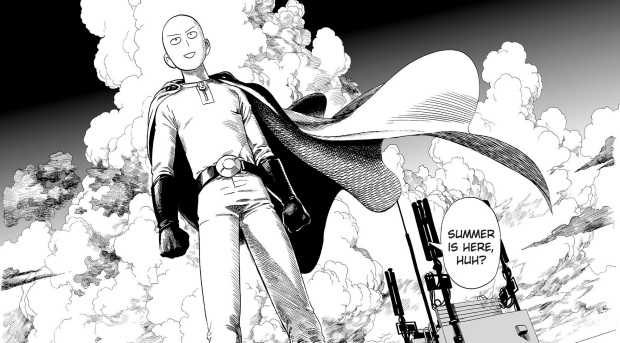 review one punch man volume 1 7 shonen jump big comic page