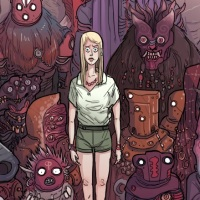 BCP Interview - Tom Parkinson-Morgan brings KILL SIX BILLION DEMONS to Image Comics!