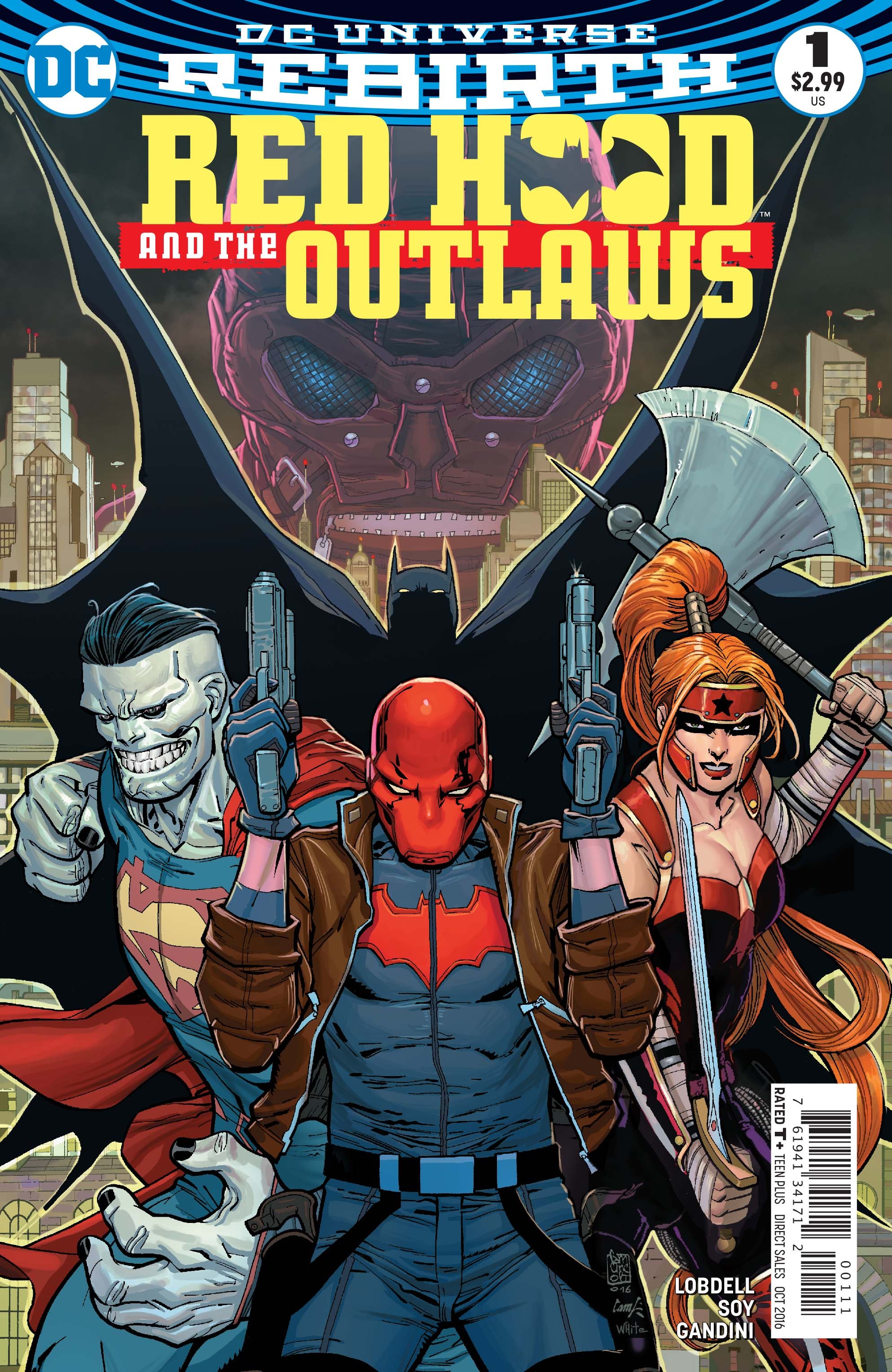 review  u2013 red hood  u0026 the outlaws  1  dc comics   u2013 big comic