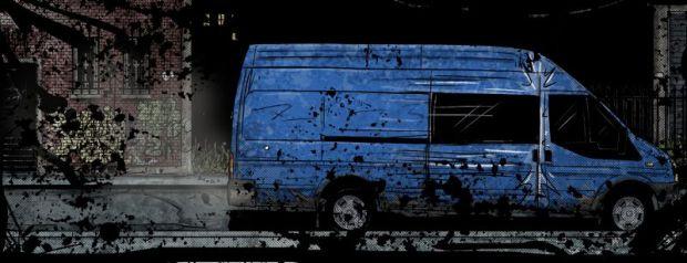 bluevan