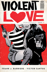 Cover for issue #1 - CLICK TO ENLARGE