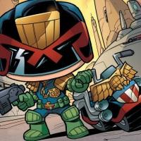 Review - Judge Dredd: Funko Universe (one-shot) (IDW Publishing)