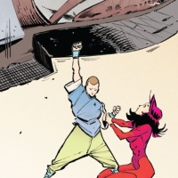 Advance Review - Fu Jitsu #1 (AfterShock Comics)