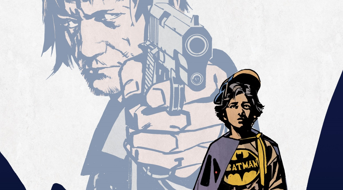 A Young Batman Fan Deals With Tragedy, Loss and Grief in BATMAN: CREATURE OF THE NIGHT