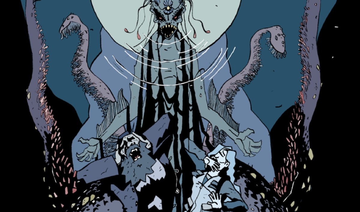Ceej Says... Griff Gristle: The Siren's Song review (Madius Comics)