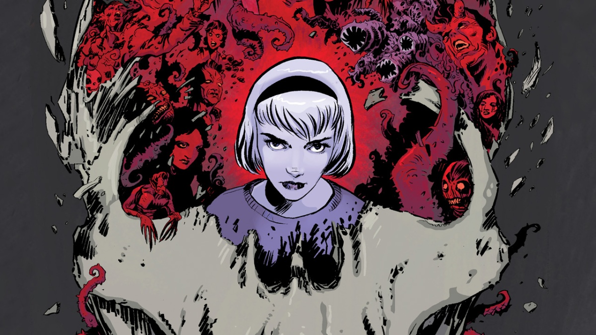 Sabrina The Teenage Witch Returns to TV in new CW Horror Series