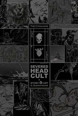 SeveredHeadCult - FRONT COVER