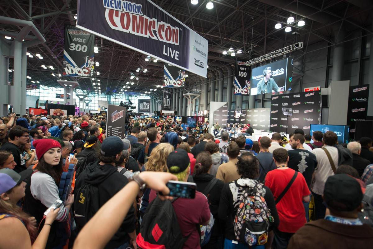 Looking Back At New York Comic Con 2017