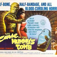 31 Days of Hammer - The Curse of the Mummy's Tomb (1964)