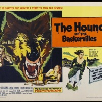 The Hound of the Baskervilles (1959) [31 Days of Hammer Horror Review]