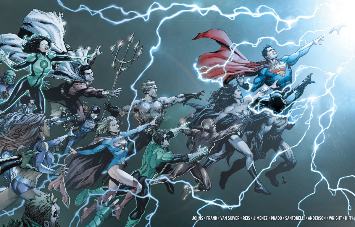 Continuity, Crossovers and (Doomsday) Clocks - Keeping Track of DC Rebirth