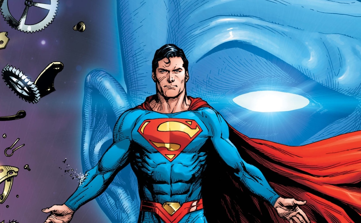 Group Review – Doomsday Clock #1 (DC Comics)