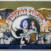 31 Days of Hammer – Vampire Circus (1972)