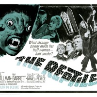 The Reptile (1966) [31 Days of Hammer Horror Review]