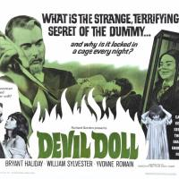 31 Days of British Horror - Devil Doll (1964)