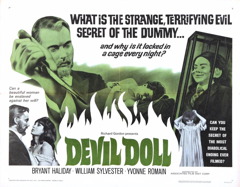 Devil doll 1964 online dating