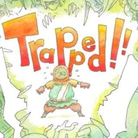 Collins and Brady get TRAPPED! With Their New Dungeon Crawling Comic