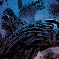 Review - Aliens: Dust to Dust #1 (Dark Horse)