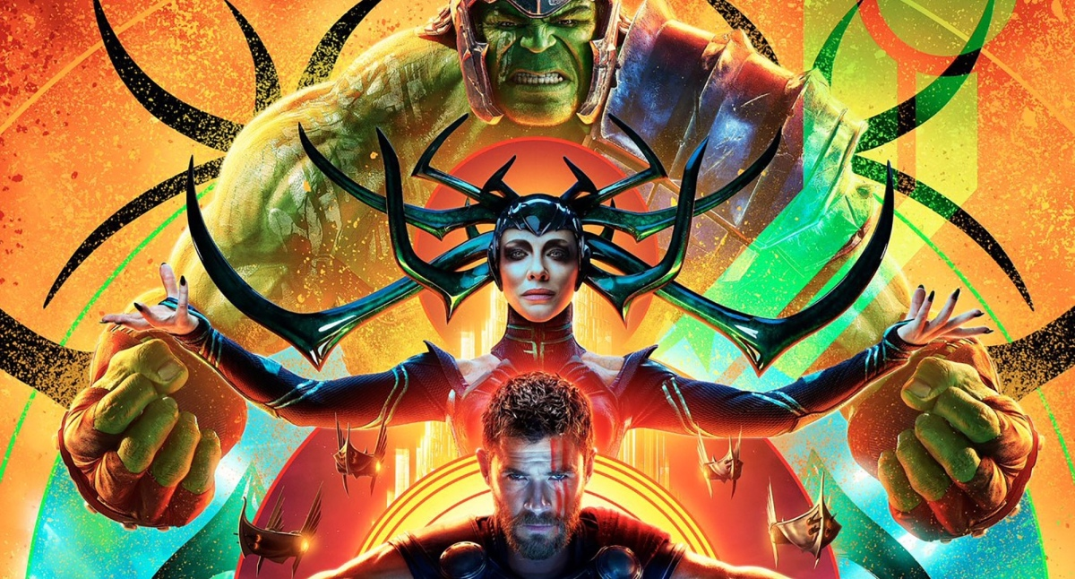 The Road to Infinity War - Thor: Ragnarok review