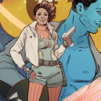 Review - Wasted Space #1 (Vault Comics)