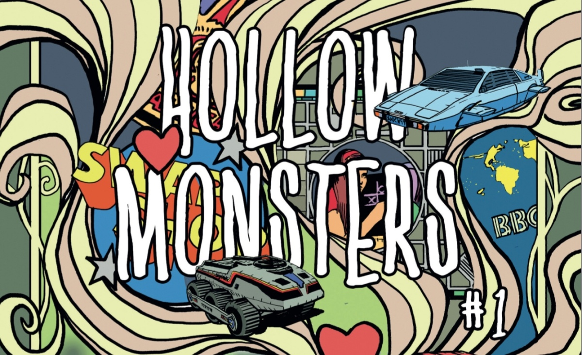 Review - Hollow Monsters #1