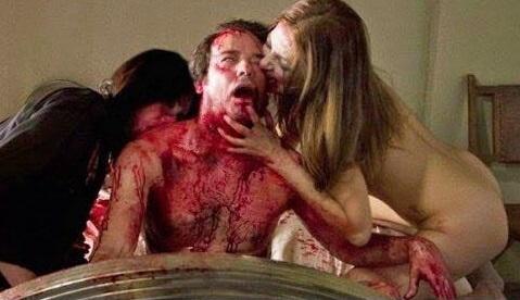 zombie lesbisk sex