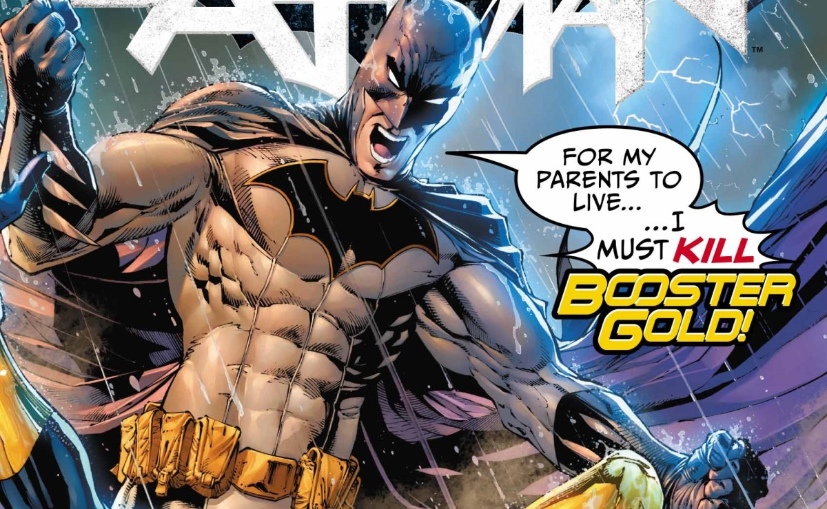 Review - Batman #47 (DC Comics)