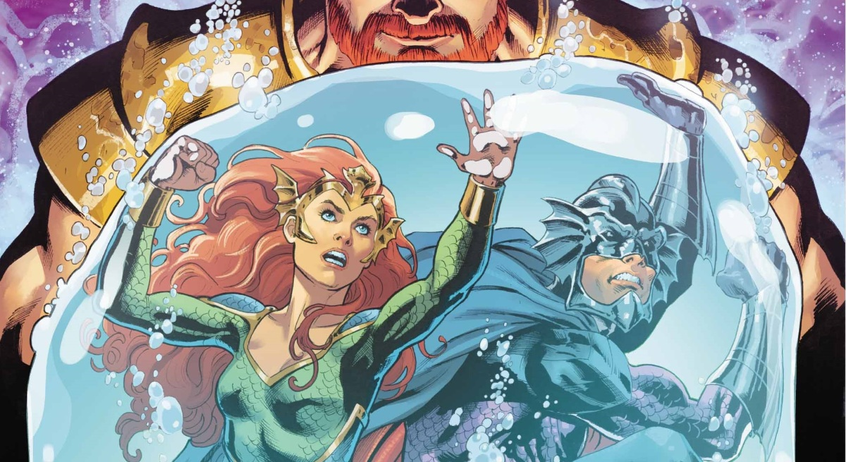 Review – Mera: Queen of Atlantis #4 (DC Comics)