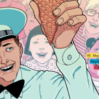 Review – Ice Cream Man TP (Image Comics)