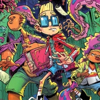 Skottie Young & Aaron Conley take it to the playground with BULLY WARS