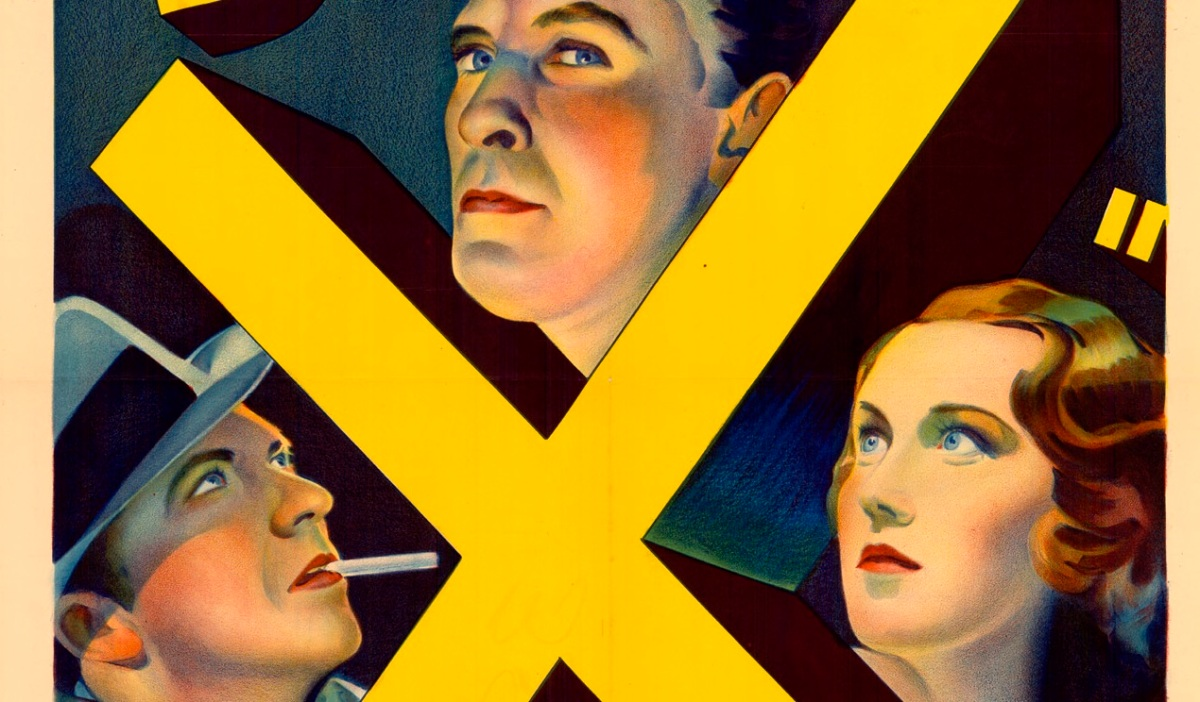 31 Days of American Horror - Doctor X (1932)