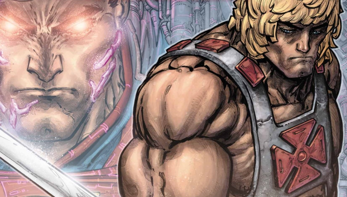 Review - Injustice vs. Masters of the Universe #1 (DC Comics)