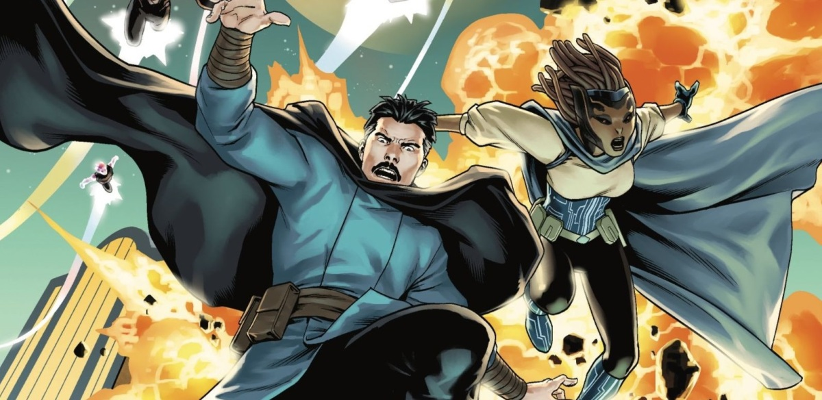Review - Doctor Strange #4 (Marvel)