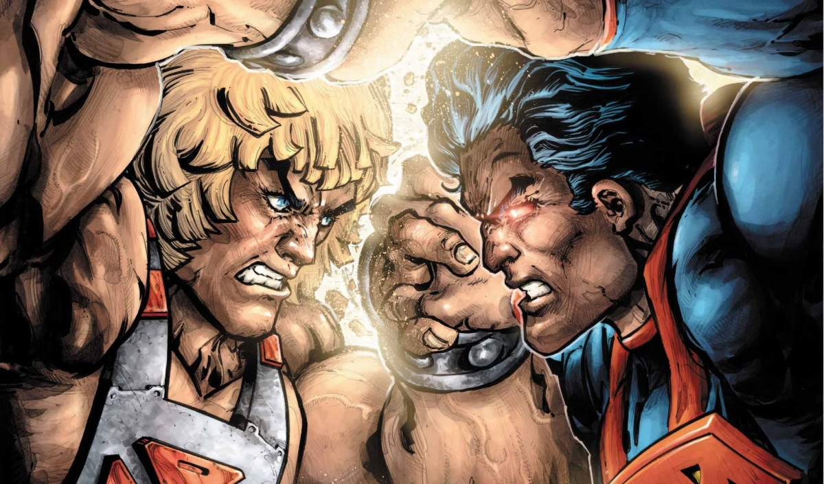 Review - Injustice vs. Masters of the Universe #2 (DC Comics)