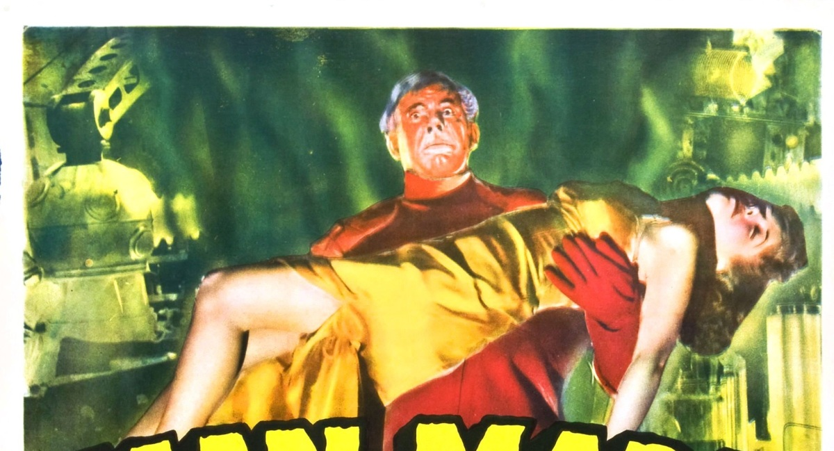 31 Days of American Horrror - Man-Made Monster (1941)