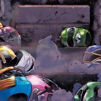Review - Mighty Morphin Power Rangers #30 (BOOM! Studios)