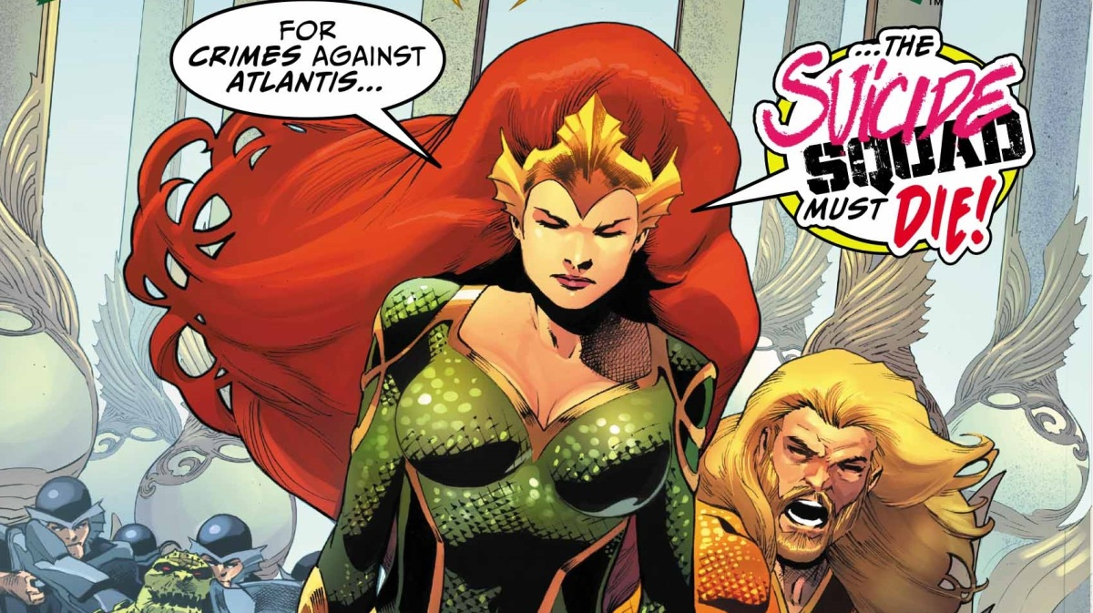 Review - Aquaman #40 (DC Comics)