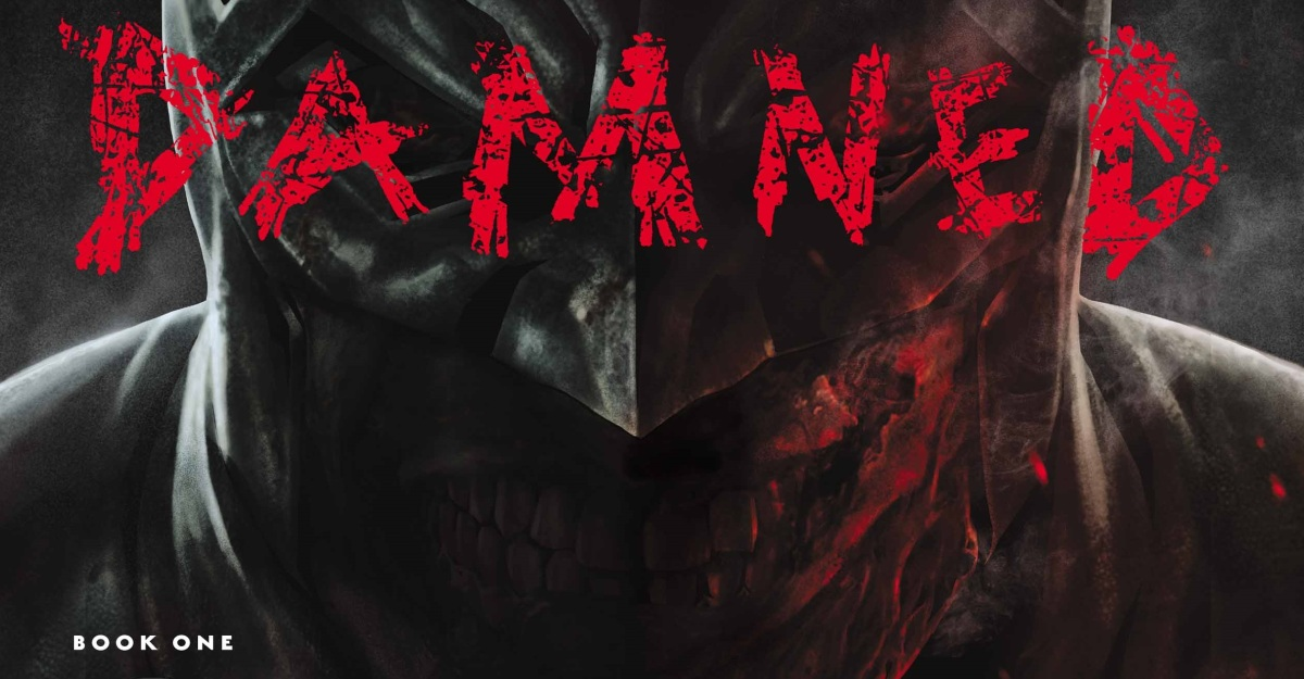 Review - Batman: Damned #1 (DC Comics)