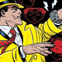 Review - Dick Tracy: Dead or Alive #1 (IDW Publishing)
