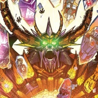 Review - Transformers: Unicron #6 (IDW Publishing)