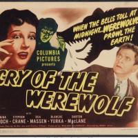 31 More Days of American Horrror - Cry of the Werewolf (1944)