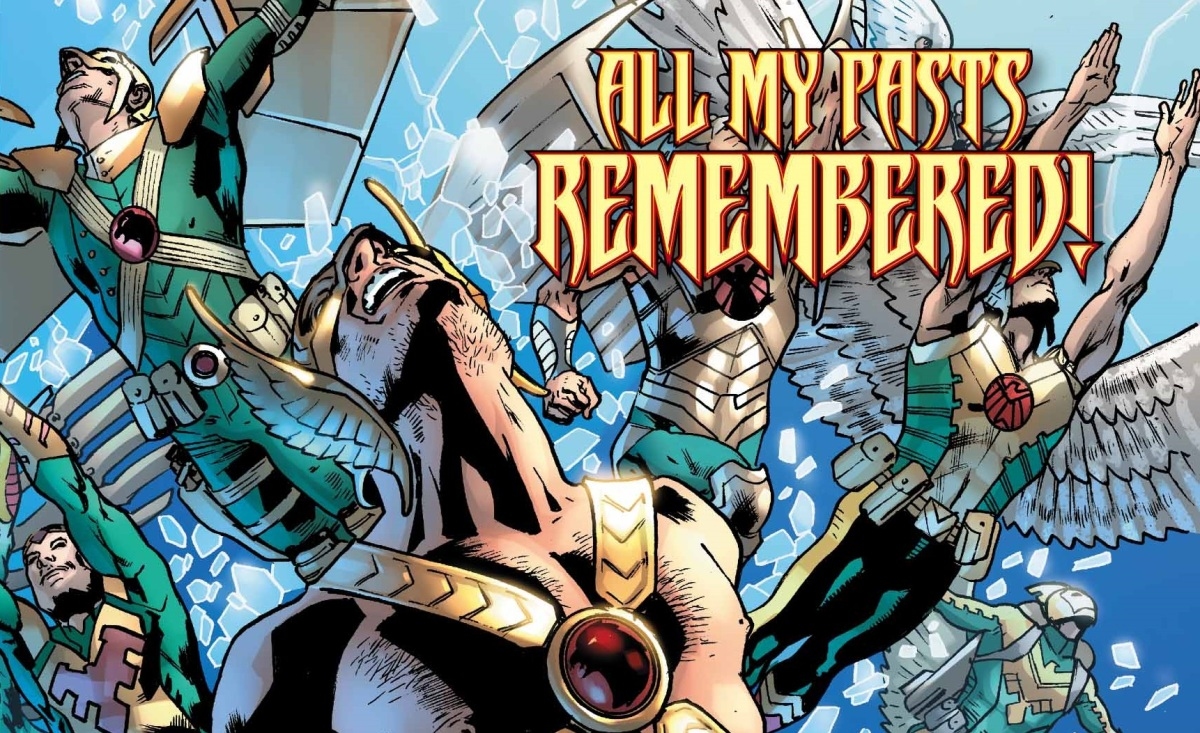 Review - Hawkman #7 (DC Comics)
