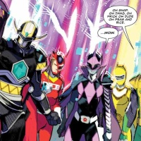 Review - Mighty Morphin Power Rangers #34 (BOOM! Studios)