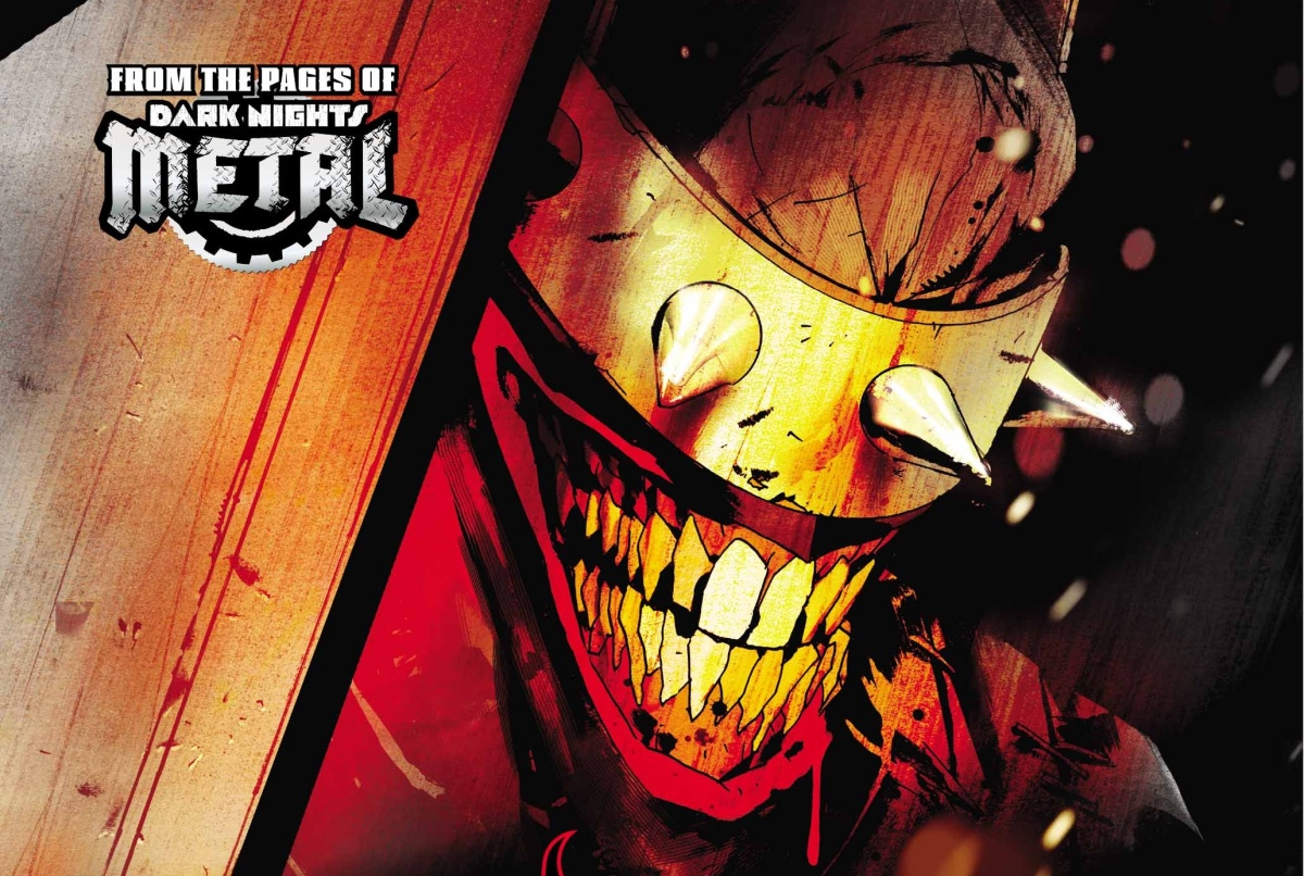 Review - The Batman Who Laughs #1 (DC Comics)