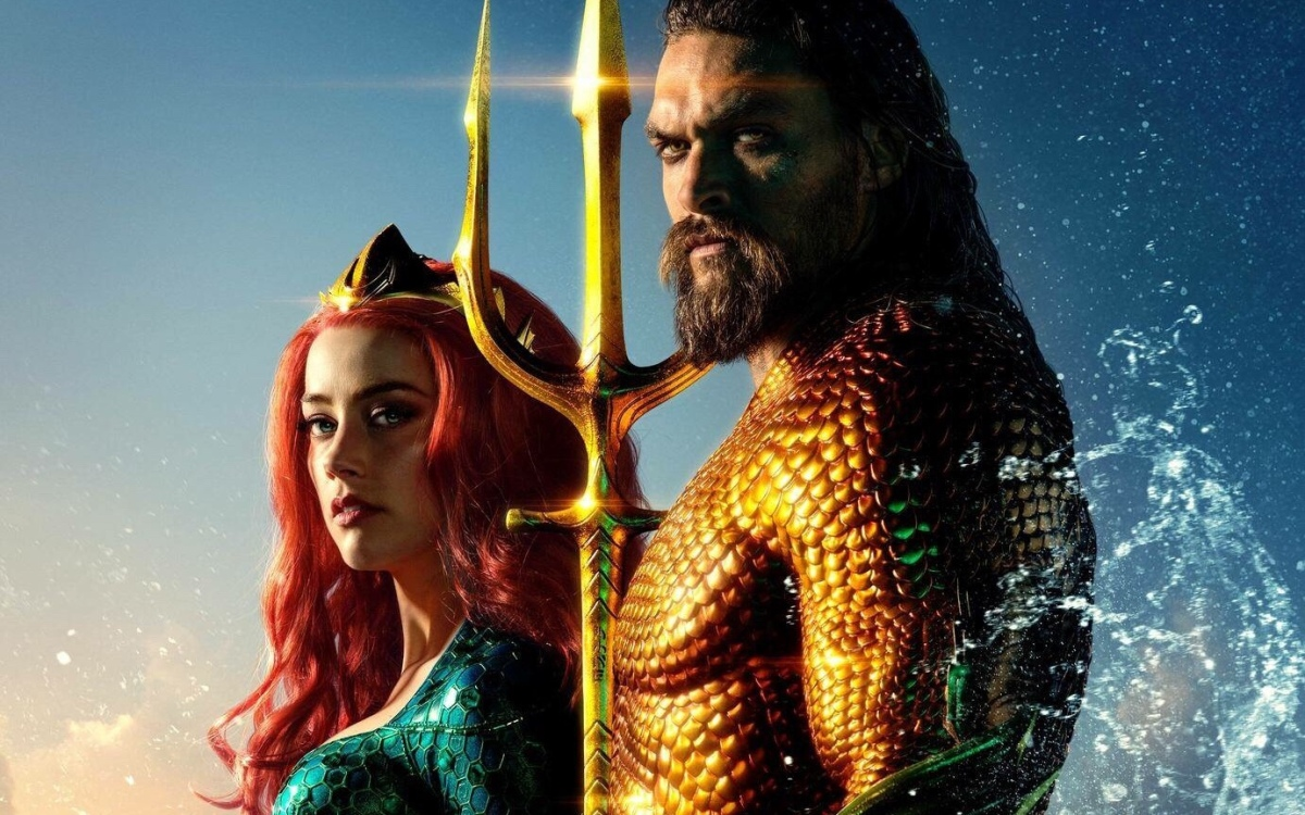 "DC's AQUAMAN is an ""Enjoyable Popcorn Romp"" [Spoiler-Free Review]"