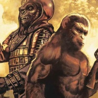 Review - Planet Of The Apes: The Simian Age #1 (BOOM! Studios)